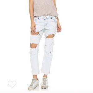ONE TEASPOON - Lonely Boy Slouch Jeans